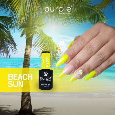 Verniz Gel Beach Sun 10 ml P2051