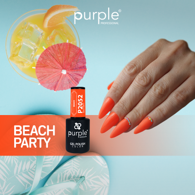 Verniz Gel Beach Party 10 ml P2052