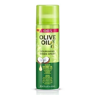 OLIVE OIL NOURISHING SHEEN SPRAY 332G