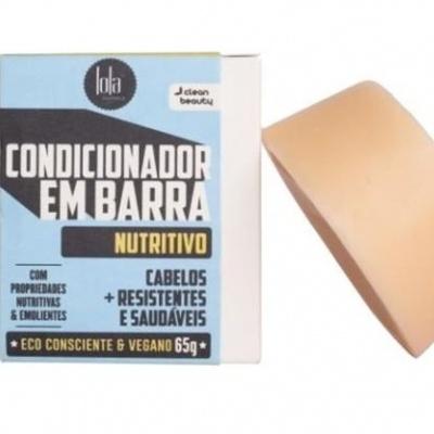 LOLA Condicionador em Barra Nutritivos 90grs [VEGAN]