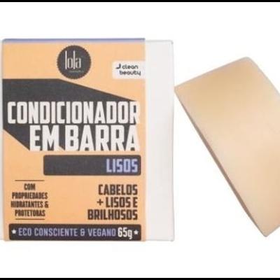 LOLA Condicionador em Barra Lisos 90grs [VEGAN]
