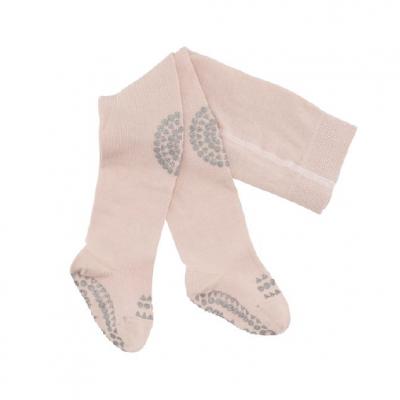 Collants Antiderrapantes Go Baby Go -  Soft Pink