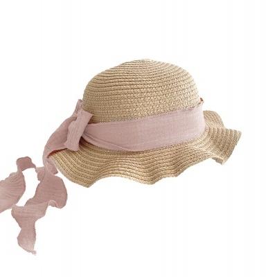 Chapéu de Palha - Ivory e Blush
