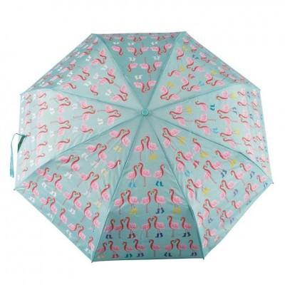 Chapéu de Chuva Mágico Flamingos