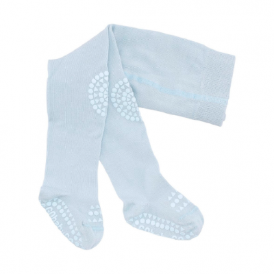 Collants Antiderrapantes Go Baby Go - Sky Blue