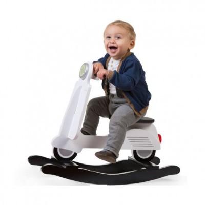Baloiço Scooter - Várias Cores