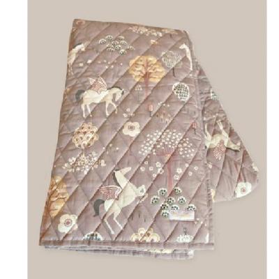 Cobertor Acolchoado - UNICORN PLUM