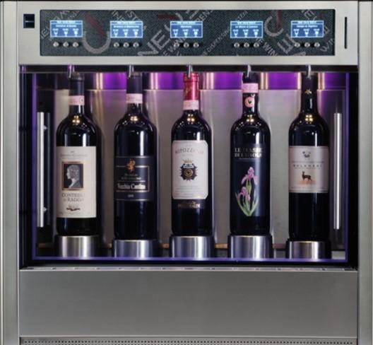Dispensador de vinho Wineemotion Cinque