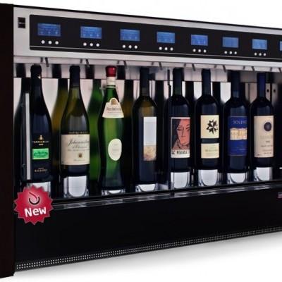 Dispensador de vinho Wineemotion Quattro+4