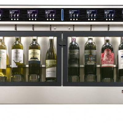 Dispensador de vinho Wineemotion Otto