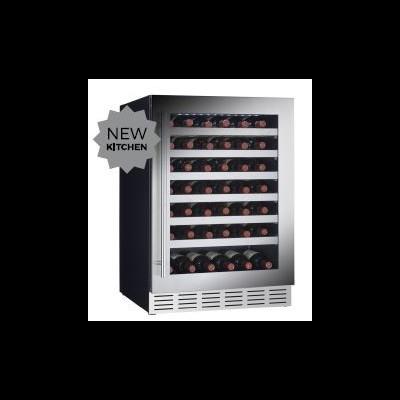 Conservador de vinho integrável para 54 garrafas