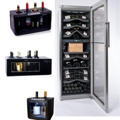 Refrigeradores/ Conservadores de vinho