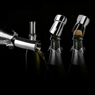 Champagne set - 3pcs - Vagnbys