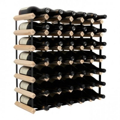 """Garrafeira """"Mensolas"""" para 42 garrafas"""