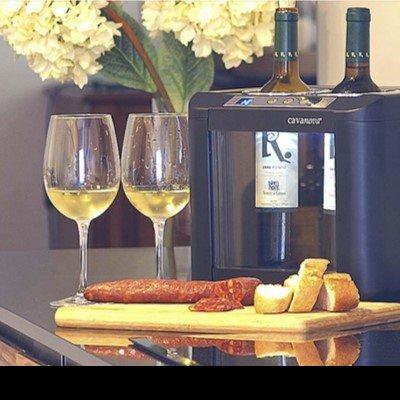 Refrigerador de Balcão Open Wine de 2 garrafas