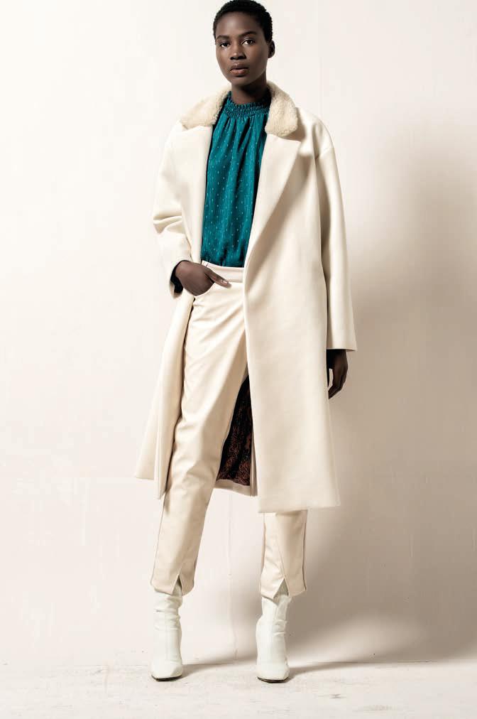 Foursoul Robe Coat
