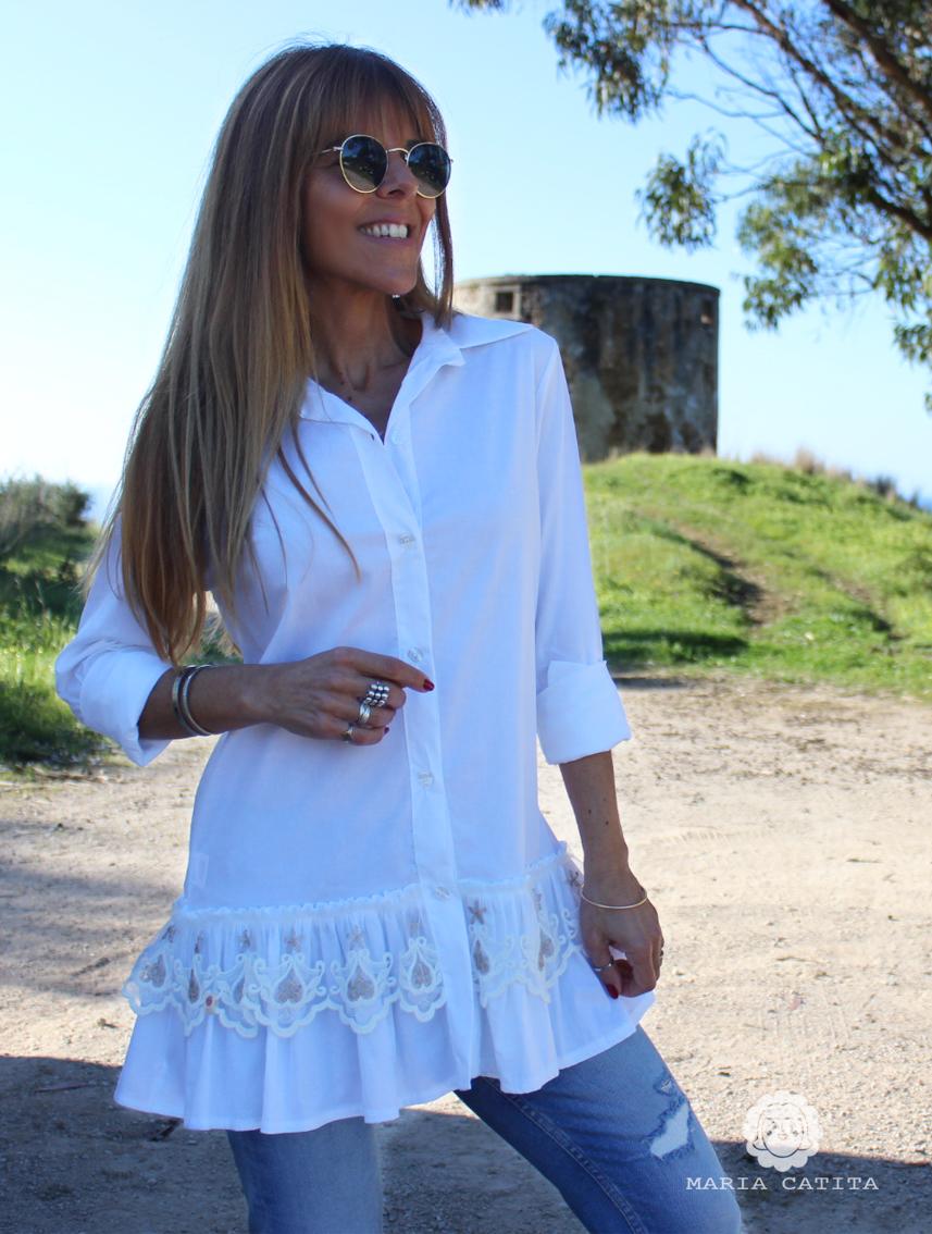 Maria Catita camisa