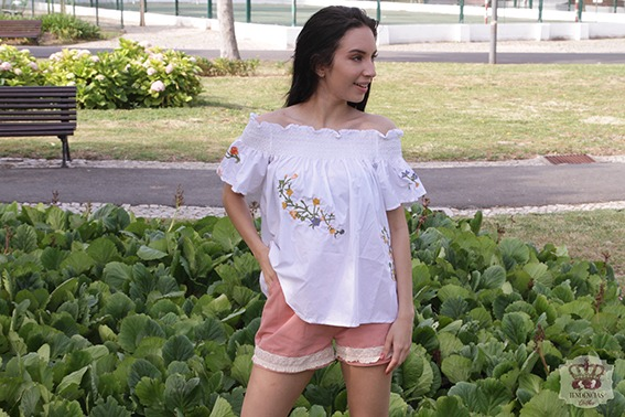 Tendencias Clothes Blusa