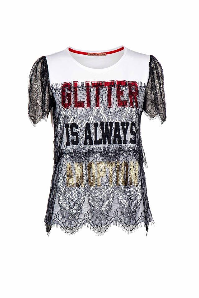Foursoul Glitter T-Shirt