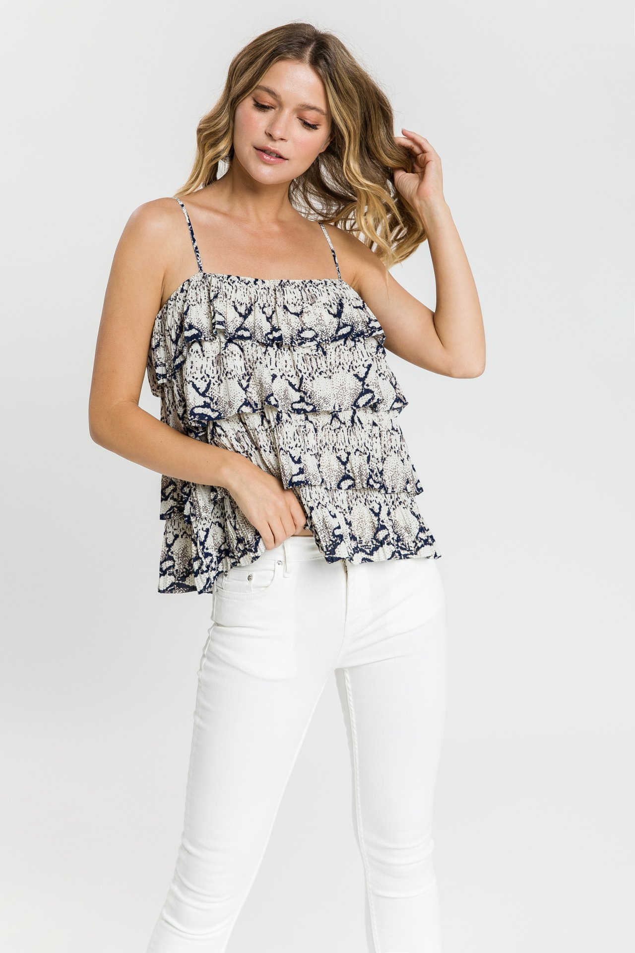 ENDLESS ROSE TOP