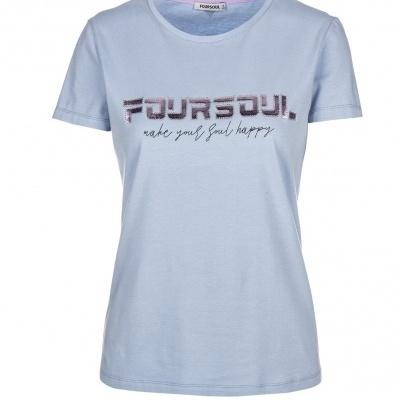 Foursoul Basic T-shirt 212101