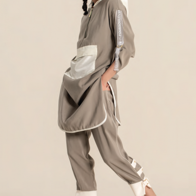 Foursoul Hoody Dress 211119