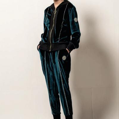 Foursoul Velvet Sport Pants 203402