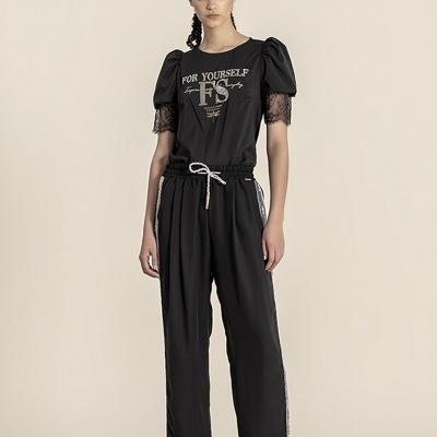 Foursoul Princess Sleeves T-Shirt 211104
