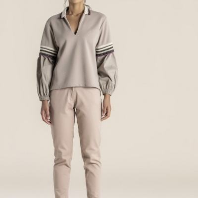 Foursoul Polo Sweatshirt 215126