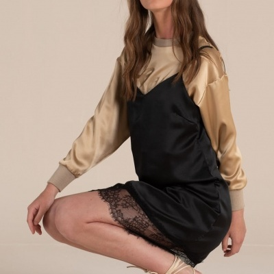 Foursoul Tricot Sweatshirt 215125