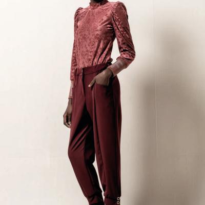 Foursoul Velvet Bodysuit 201401