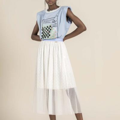 Foursoul Ruffle Skirt 212303