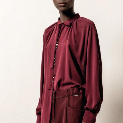 Foursoul Buttons Shirt 201405
