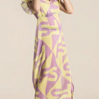Foursoul Beach Dress 214118A