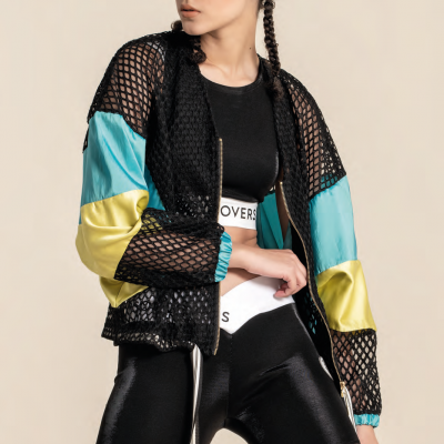 Foursoul Net Jacket 211137