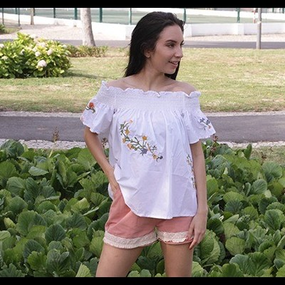 Tendencias Clothes Blusa
