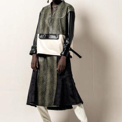 Foursoul Crocodile Skirt