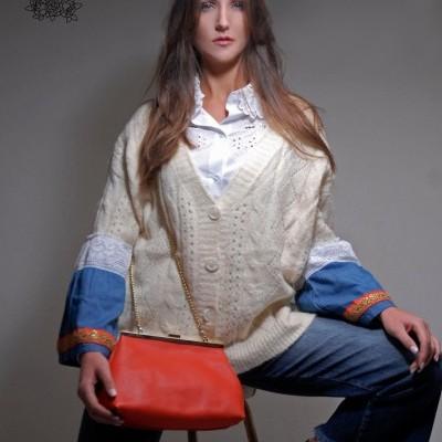 Tendencias Clothes Casaco