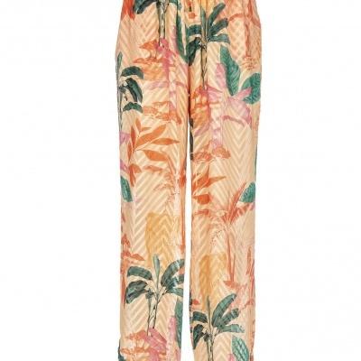 Foursoul Printed Long Pants 212311A