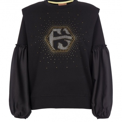 Foursoul High Neck Sweater 211114
