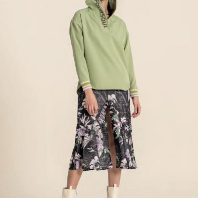 Foursoul Hoody Sweater 211115