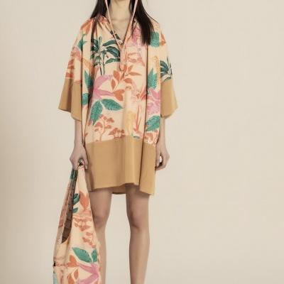 Foursoul Beach Dress 212112A