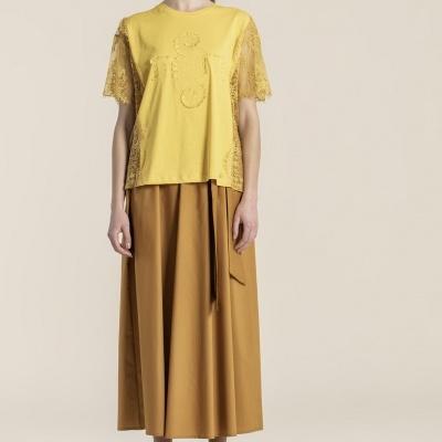 Foursoul Lace T-Shirt 214102