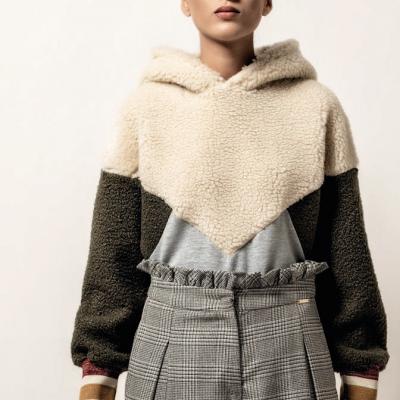 Foursoul Lurex Fur Sweater 201410