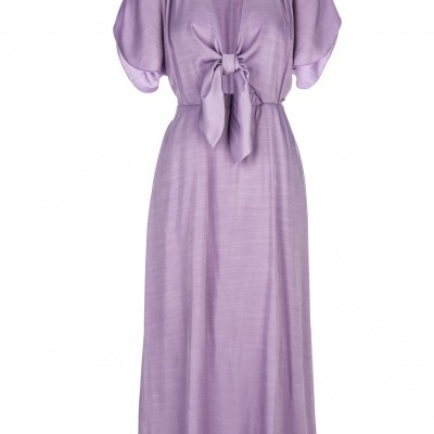 Foursoul Knot Dress 212120