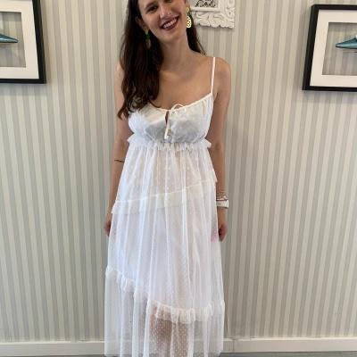 Foursoul Ruffle Dress 212124