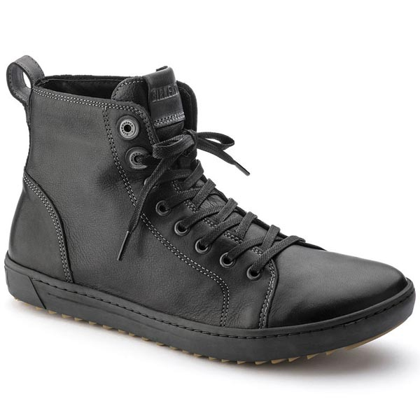 BARTLETT BLACK (LEATHER)