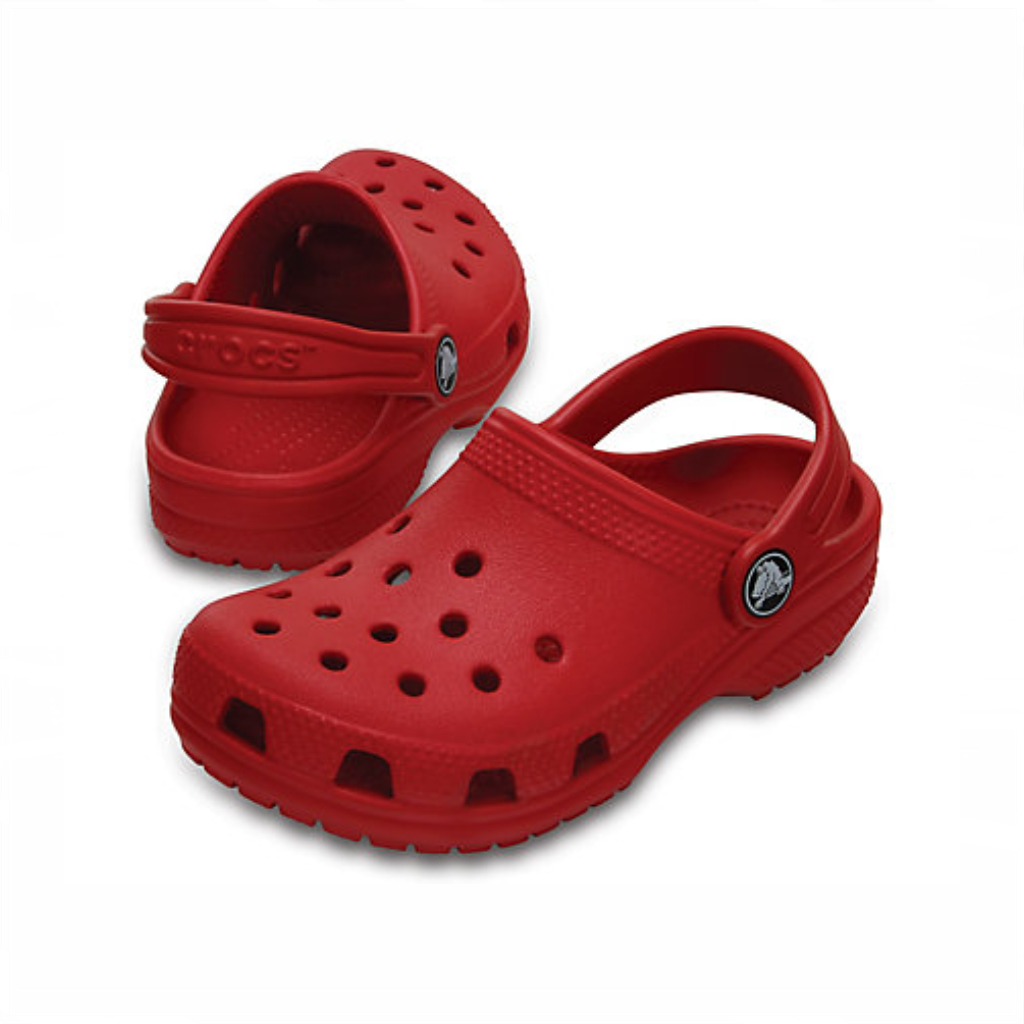 CROCS CLOGS CLASSIC KIDS PEPPER