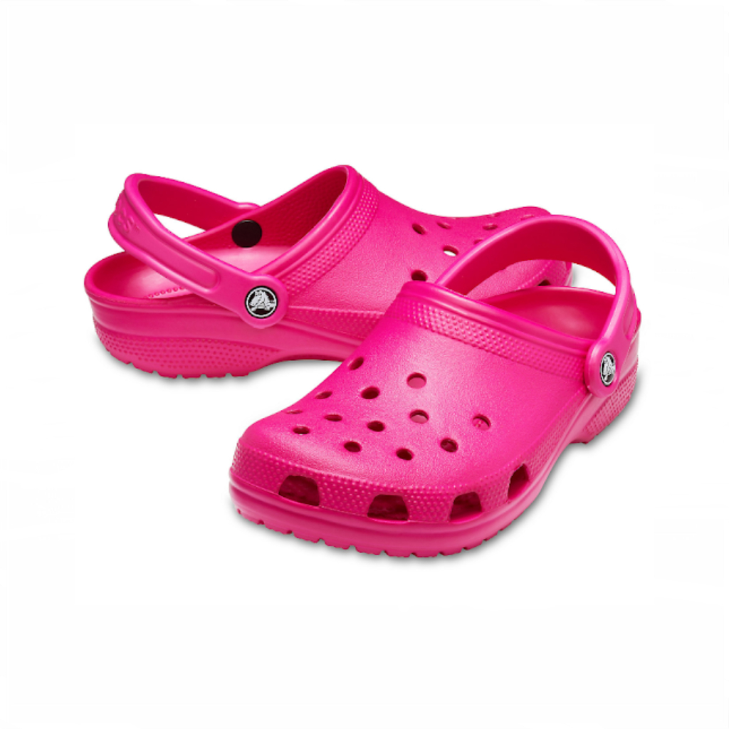 CROCS CLOGS CLASSIC KIDS CANDY PINK