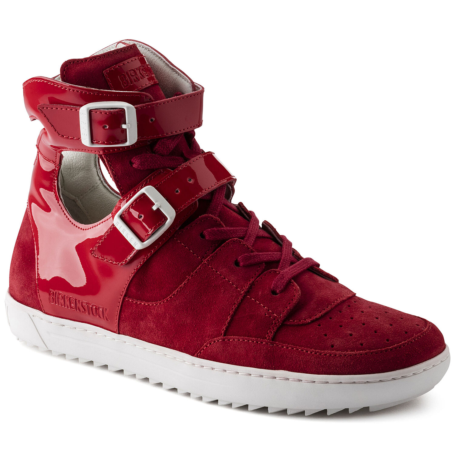 THESSALONIKI RED (LEATHER)